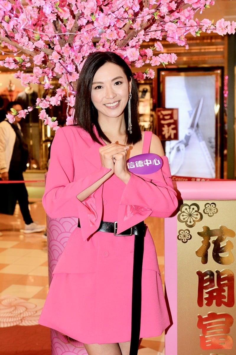 陳煒表示希望下半年可以置業,正在物色心儀的單位。(宋碧龍╱大紀元)