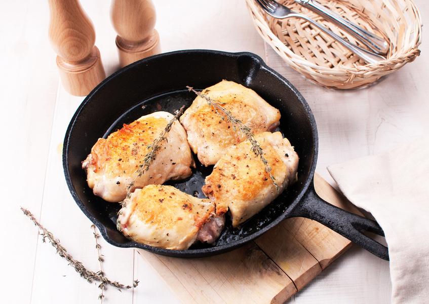 用鑄鐵鍋烹調 能提高食物鐵含量
