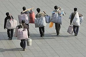 失業潮效應北京勞動人口減少23.3萬