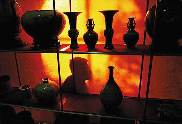 瓷——通往遠古的路