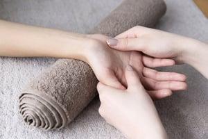 手掌全息醫學 健康從手看起
