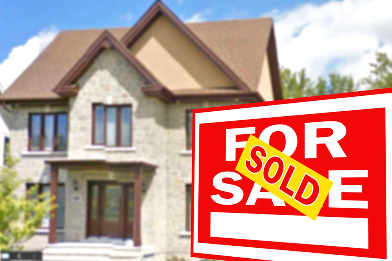 2018年,多倫多樓價微漲,房屋銷量降16%。(Shutterstock)