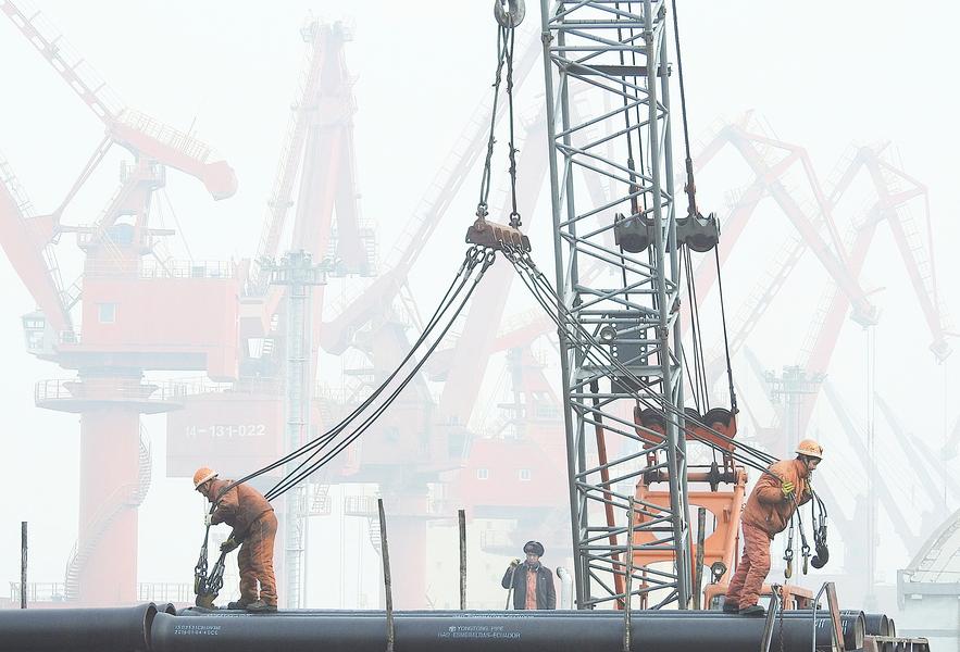 中國經濟「六穩」策 其實只是穩泡沫