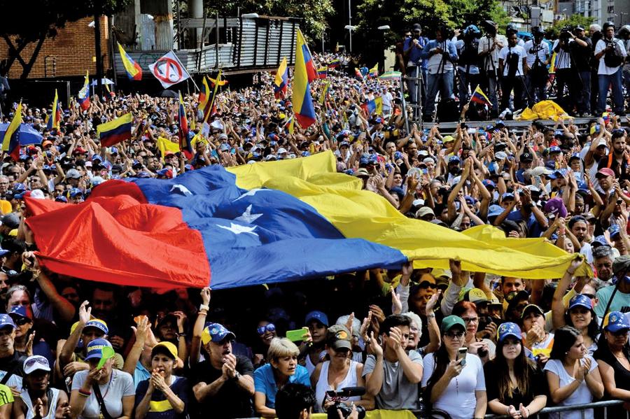 社會主義把委內瑞拉由富變窮