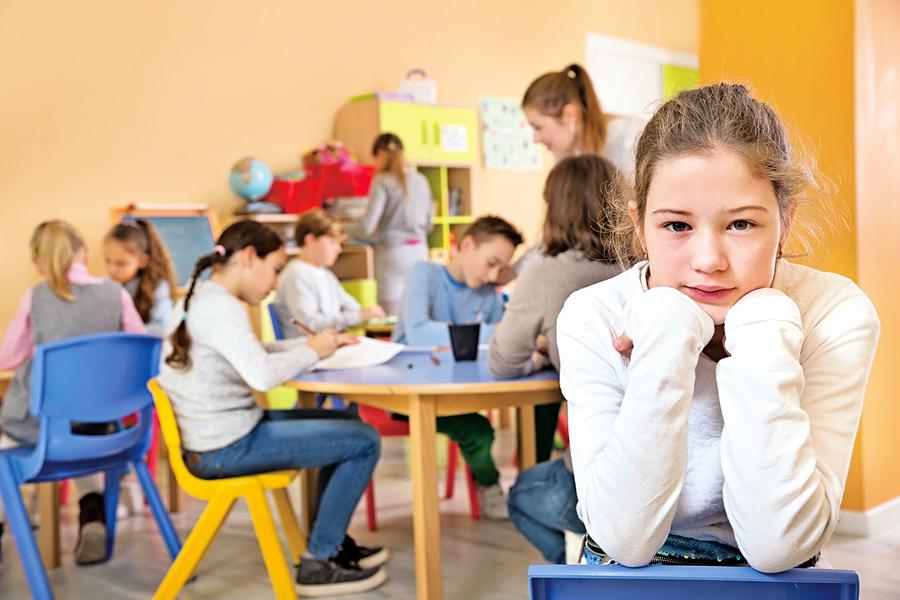 如何發現孩子 在學校遇到的問題