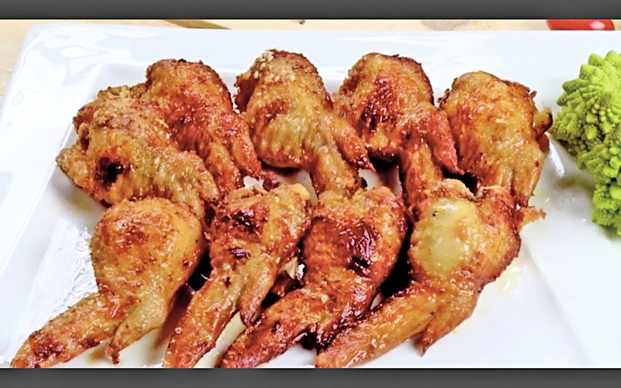 韓風菜餚 泡菜雞翼超酥脆