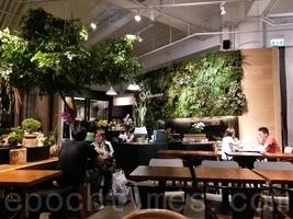 【米芝Gi周記】灣仔特色花園Café