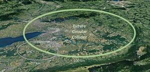 「鑽洞公司」或為新巨型對撞機建隧道