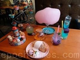 【米芝Gi周記】尖沙咀樓上café 摩天輪遊樂場tea set