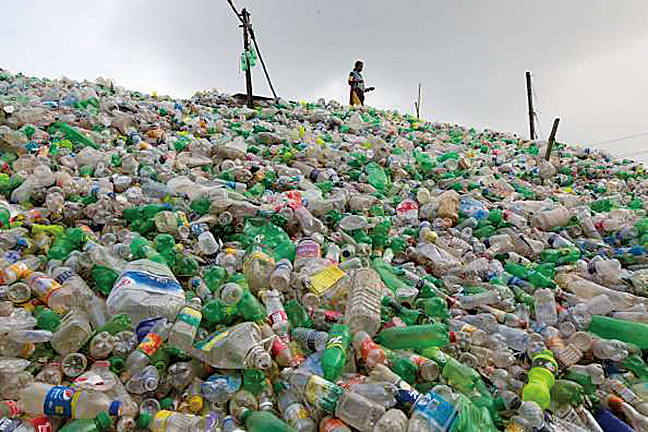 法國新發明讓塑膠變能源