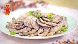 冷盤年菜 滷牛腱