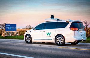 Waymo在美密西根建廠 擴大自駕車的生產能力