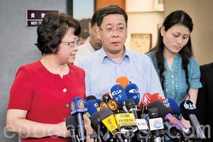 上海女副市長被調虎離山 江綿恆最後堡壘失「看門人」
