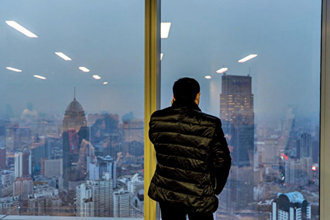 眾多互聯網公司除了裁員、降薪,換辦公室降低租金成本也成為壓縮開支的一種方式。(大紀元資料室)