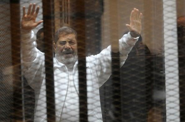前埃及總統穆爾西因洩密罪獲刑40年