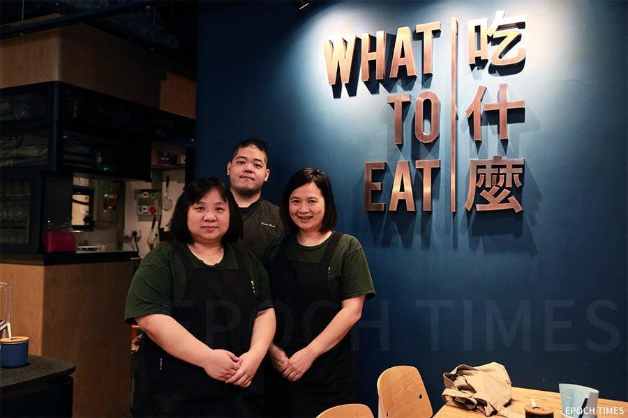 「吃什麼」來自台灣的人情味