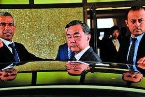 王毅在加拿大發怒 或因身負的私密計劃失敗