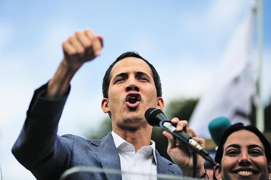 學者:北京為何不承認與委內瑞拉關係失敗