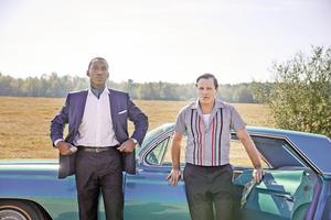 《綠簿旅友》  溫馨動人的跨種族友誼