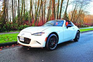 享受涼風 2019 Mazda MX-5 RF GT