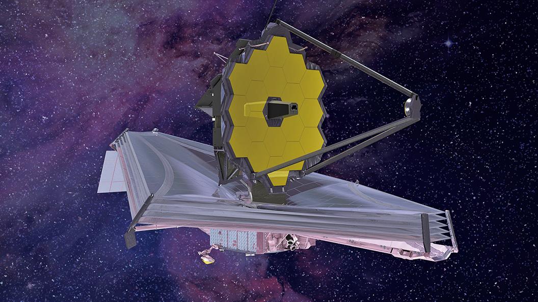 韋伯太空望遠鏡能看見宇宙盡頭
