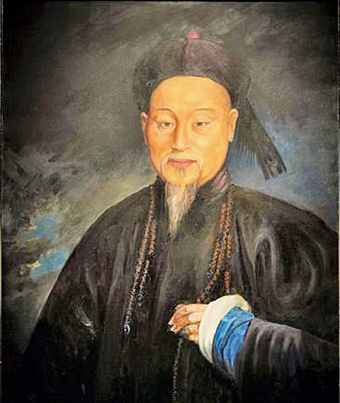 林則徐(圖片:Wikimedia Commons)