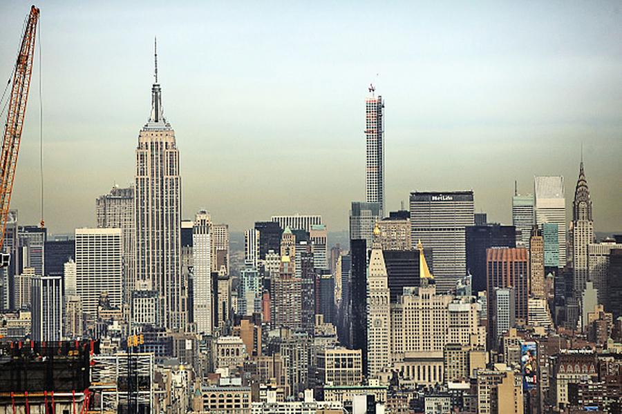 紐約豪宅銷售下滑22%