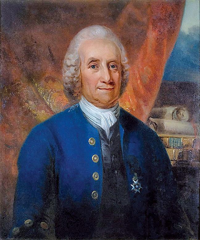 18世紀瑞典的著名科學家、哲學家和神學家斯威登堡根據自己靈魂離體遨遊靈界所看到的景象,留下了宏篇巨著《天啟揭示》。(維基百科)