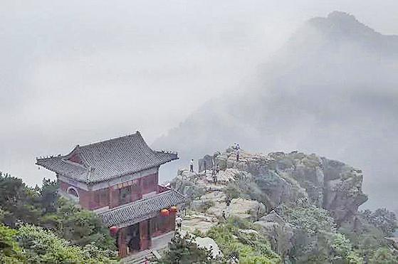 東岳泰山(維基百科)