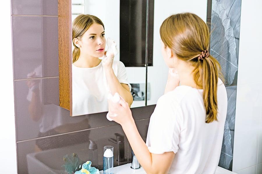 醫生告訴你錯誤的洗臉方法