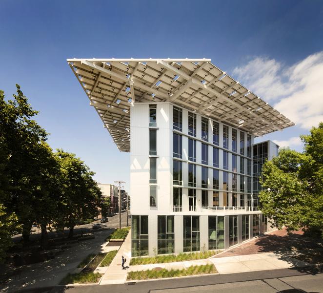 一棟活的綠建築-布利特中心
