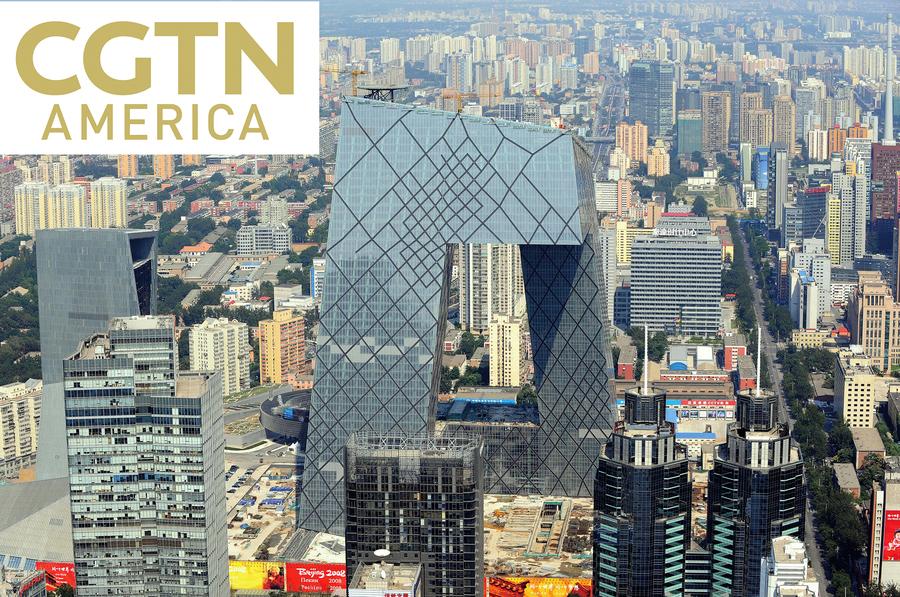 CGTN在美註冊為外國代理人