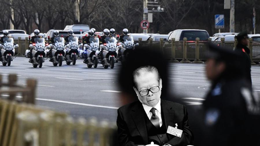 警察在悄悄保護大法弟子