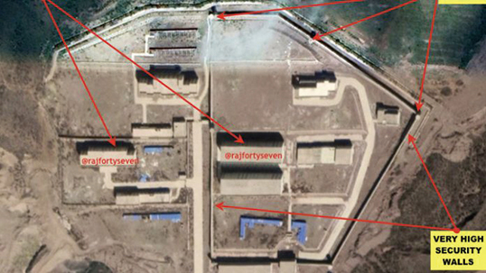 衛星圖片顯示西藏集中營  印媒揭中共謊言