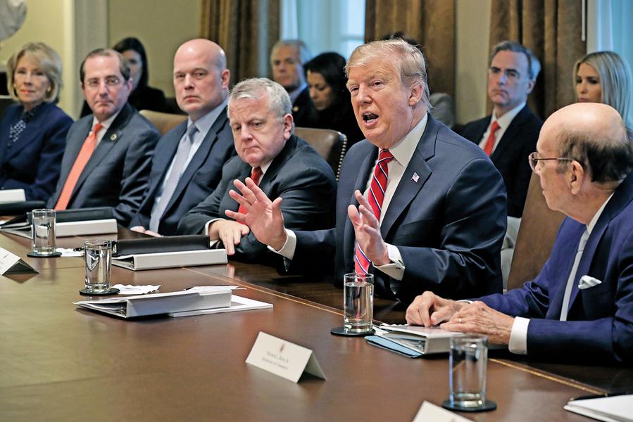 特朗普:考慮推遲提高關稅