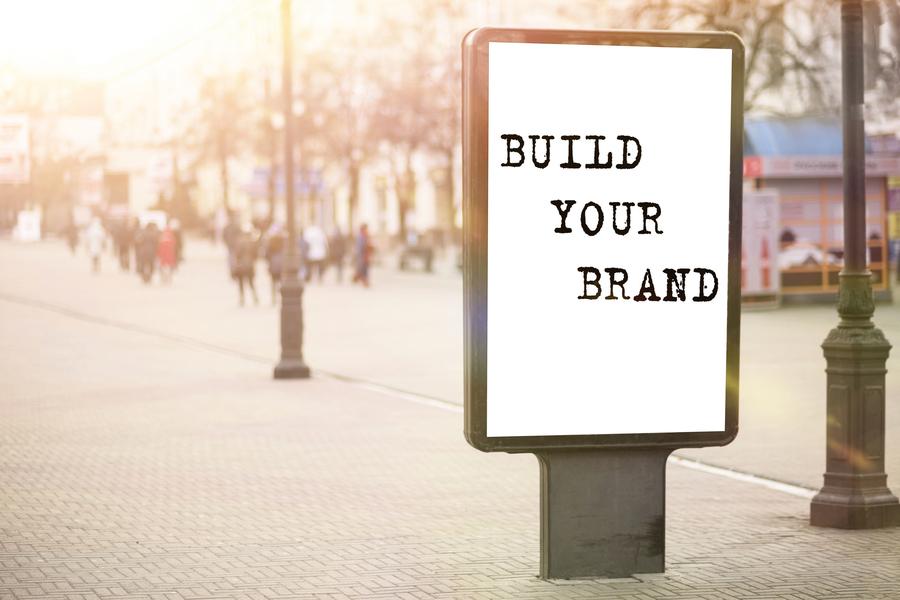 建立你的個人品牌