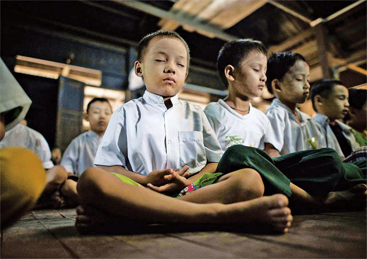 近年來,現代科學證實了很多古代智慧中的教導和信念。(AFP)