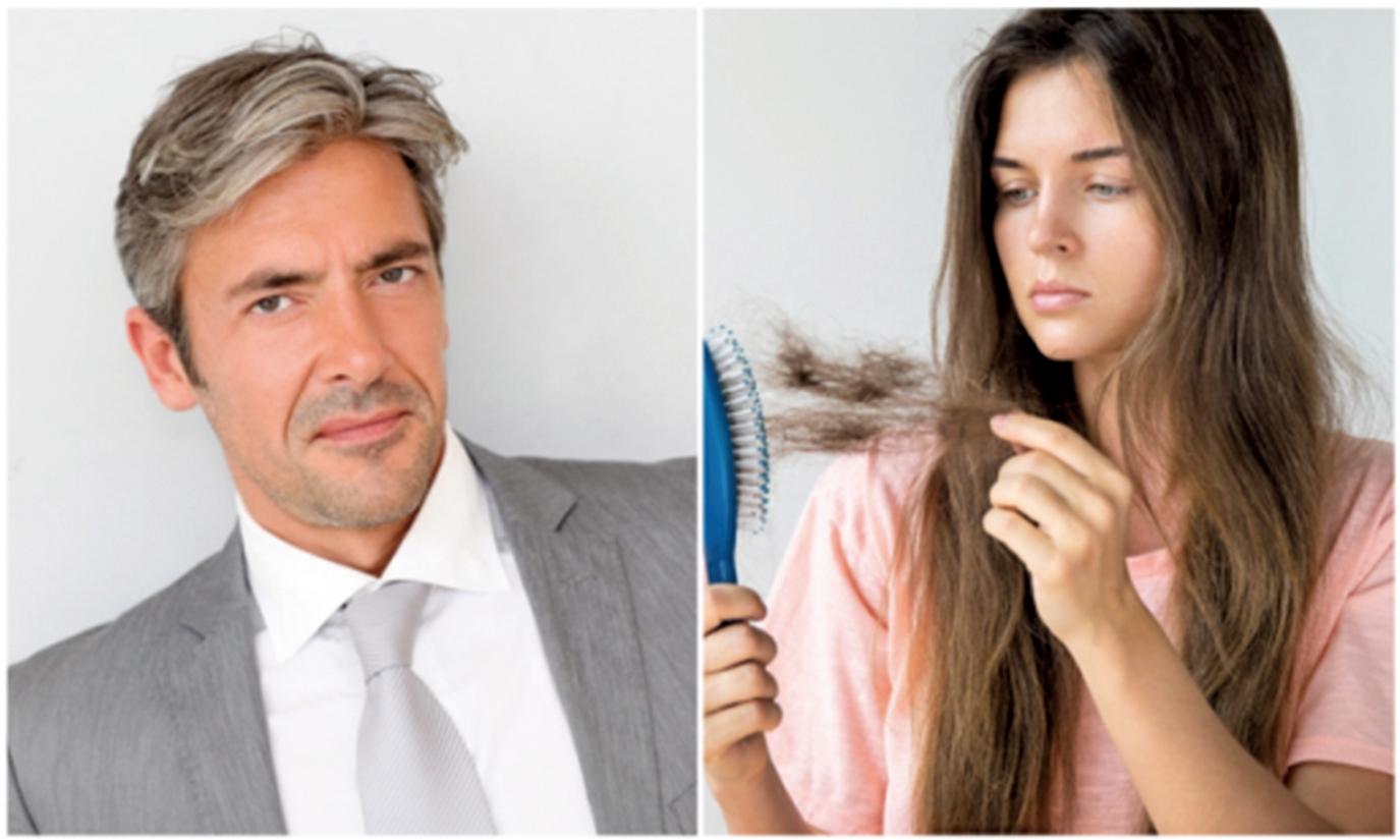 頭髮除了影響儀容,也在為我們揭示出有關健康狀況的某些線索。(The Epoch Times)