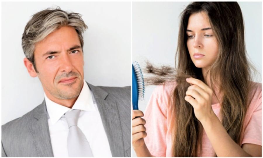 頭髮裏的「健康密碼」及保養秘招