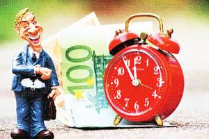 重視時間甚於金錢更快樂