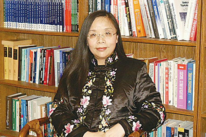 中國經濟社會學者何清漣女士。(大紀元資料圖片)