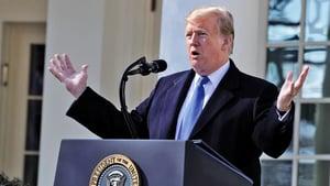 若國會阻「緊急狀態」政令 特朗普或將否決
