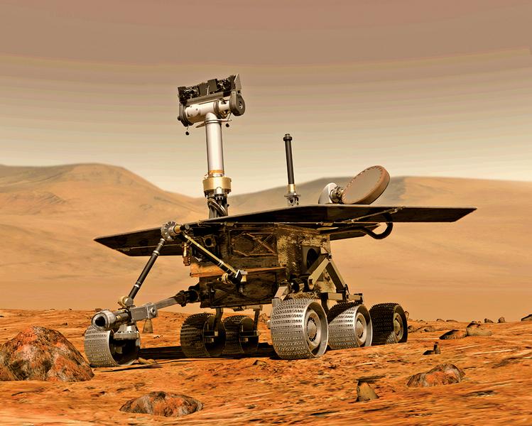 超期探測火星15年 NASA終結機遇號任務