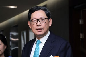 陳德霖指中美貿易談判未明朗