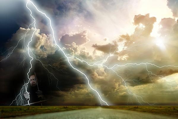 迫害法輪功的惡徒落馬遭到惡報,給那些還在持續迫害法輪功的中共惡人帶來震懾和警示,不停止迫害,報應就在眼前。( 大紀元資料室)