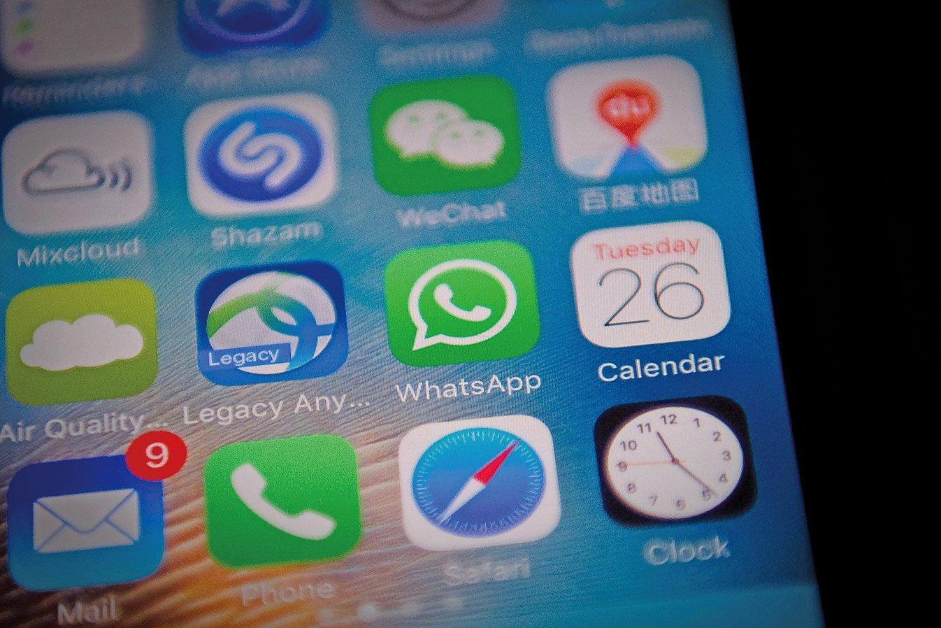 最近,宣傳中共政府的「學習強國」應用程式引起中國網民熱議,知情人士表示,這個App的創建者是阿里巴巴。(Getty Images)