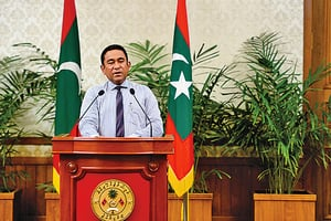 涉嫌洗錢 馬爾代夫前總統亞明被捕