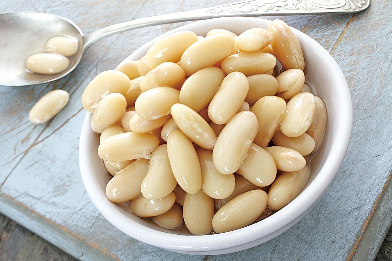 白腎豆適合燉湯,富有蛋白質和多種礦物質。