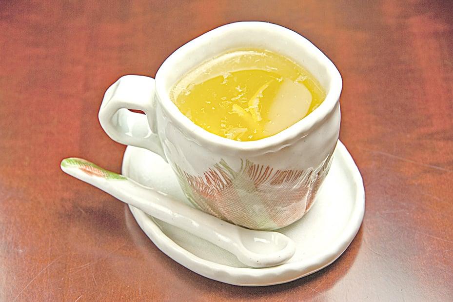 柚子茶添加到西式飲料和甜品中,也非常受歡迎。