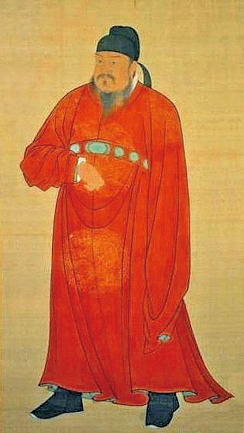 唐高祖李淵。(維基百科)